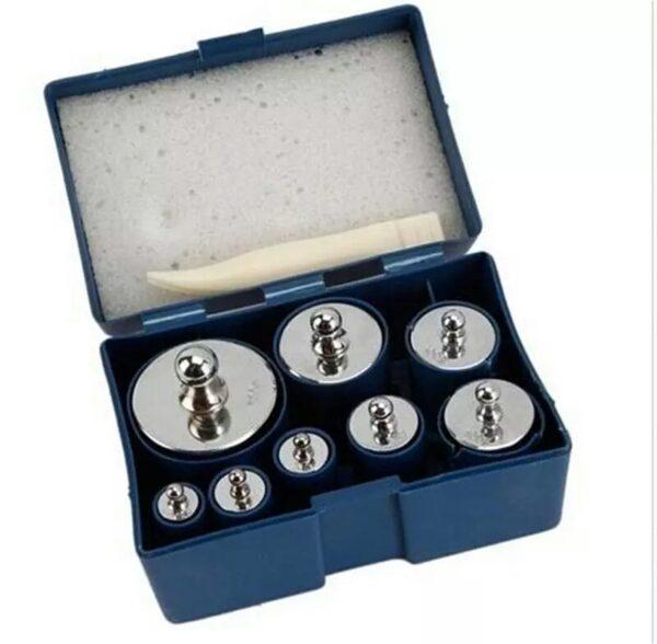M2 test calibration weight set