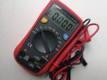 Calibrated Uni-T UT136 Multimeter