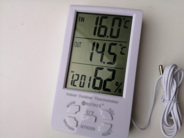 Temperature Humidity